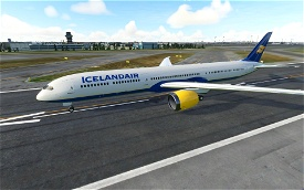 Boeing 787-10 Icelandair Image Flight Simulator 2020