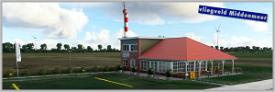 Middenmeer Aerodrome (Vliegveld Middenmeer) Microsoft Flight Simulator