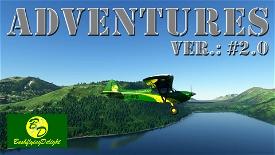 BushflyingDelight's Adventures - Ver  2.0 Microsoft Flight Simulator