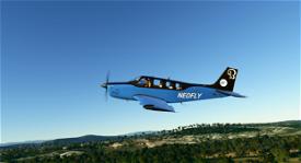 Bonanza Neofly (4K Updated) Image Flight Simulator 2020