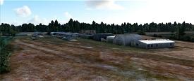 CSK8 King George Airpark, BC Microsoft Flight Simulator