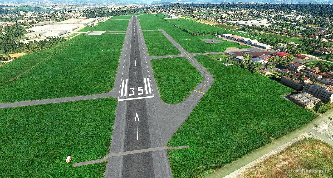 LILN Aeroporto di Venegono - Varese