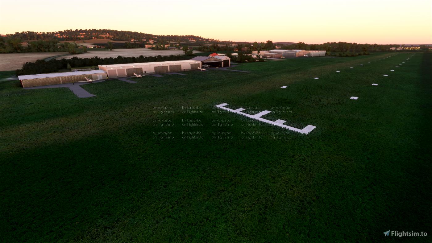 EBAM Amougies Airfield