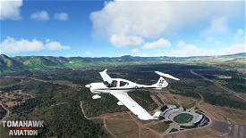 U.S. Air Force Academy Trainer - Diamond DA40 NG & TDI (Both Versions) Image Flight Simulator 2020
