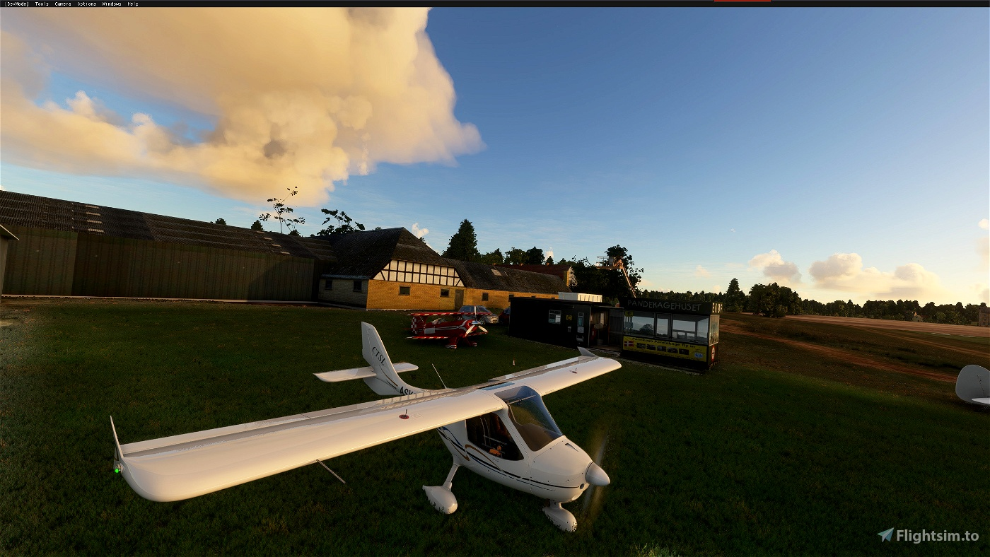 Revninge Airfield