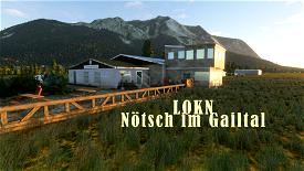 [LOKN] - Noetsch Airfield Microsoft Flight Simulator