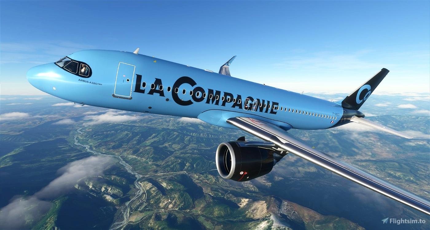 La Compagnie - 8K