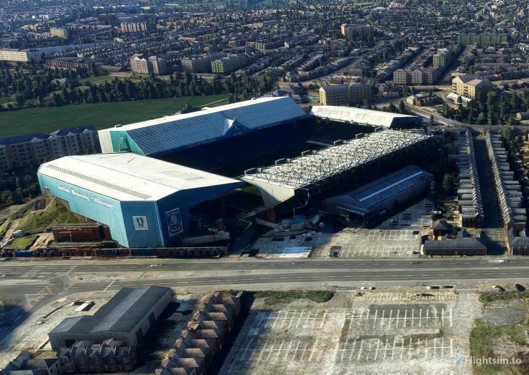Hillsborough    Sheffield Wednesday Fc