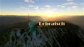 Dobratsch, Austria - Landmark Microsoft Flight Simulator