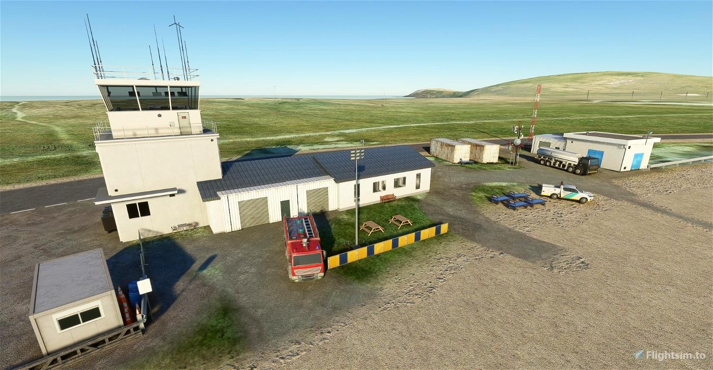 EGPR - Barra Airport - Outer Hebrides UK