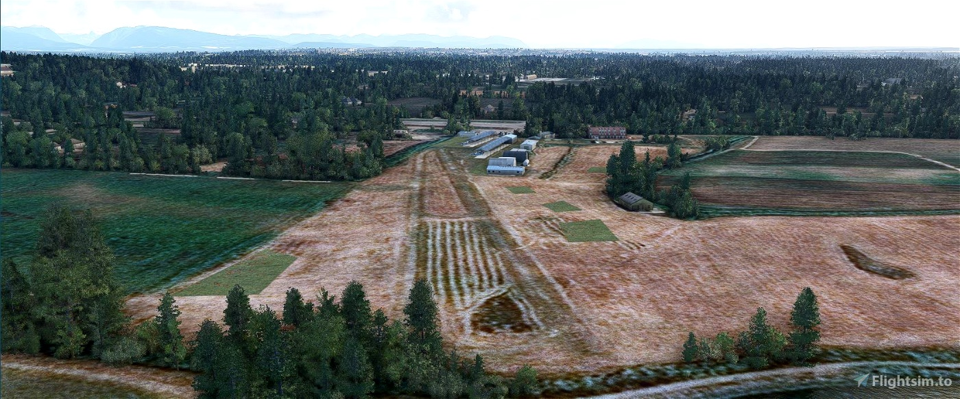 CSK8 King George Airpark, BC