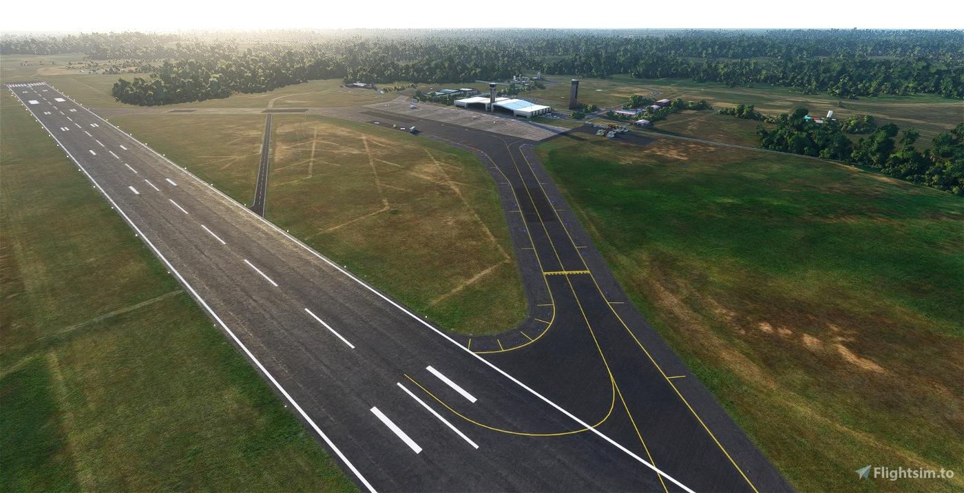 SBRB - Rio Branco - Brazil V1.1 Microsoft Flight Simulator