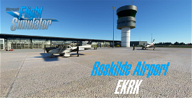 EKRK - Roskilde Airport  Microsoft Flight Simulator