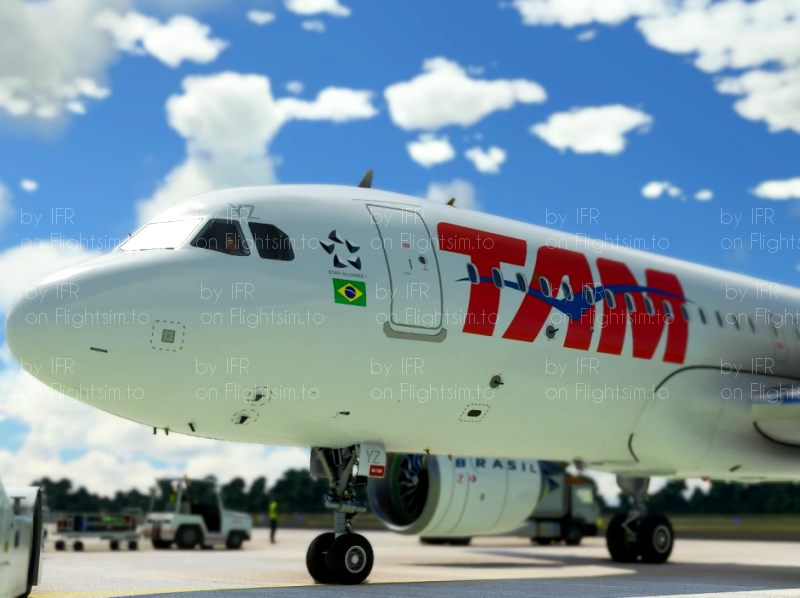 All my A320 NEO's Liveries (Update Fix)
