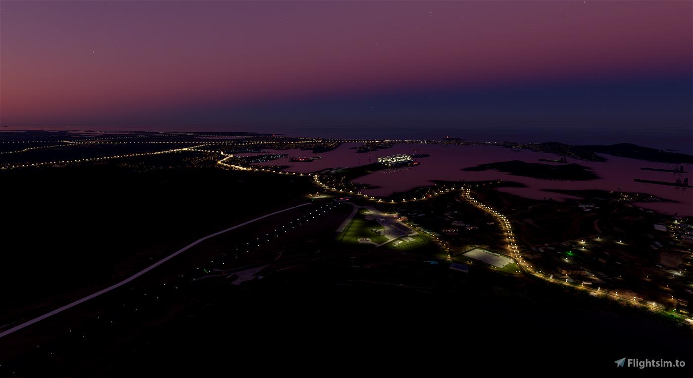 VCCT- CHINA BAY- TRINCOMALEE SRI LANKA Microsoft Flight Simulator