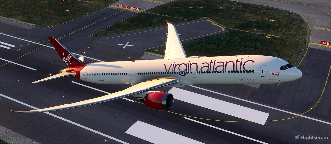 Virgin Atlantic (G-VSPY)