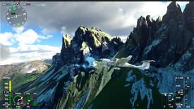 Gruppo Odle  Microsoft Flight Simulator