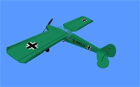 Fieseler Storch Fi156 Static Aircraft Microsoft Flight Simulator