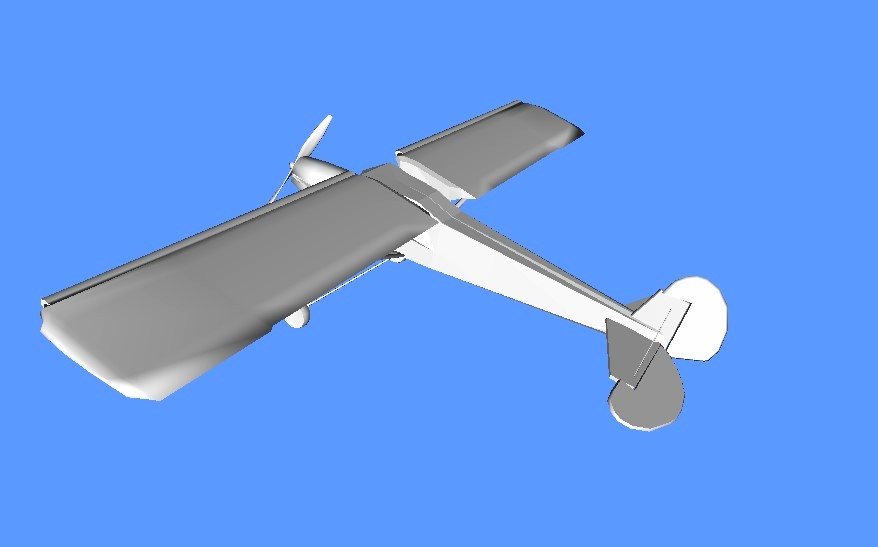 Fieseler Storch Fi156 Static Aircraft