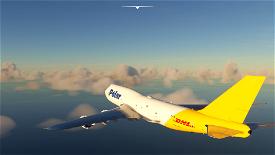 B747-8F Polar Air Cargo [8K] Image Flight Simulator 2020