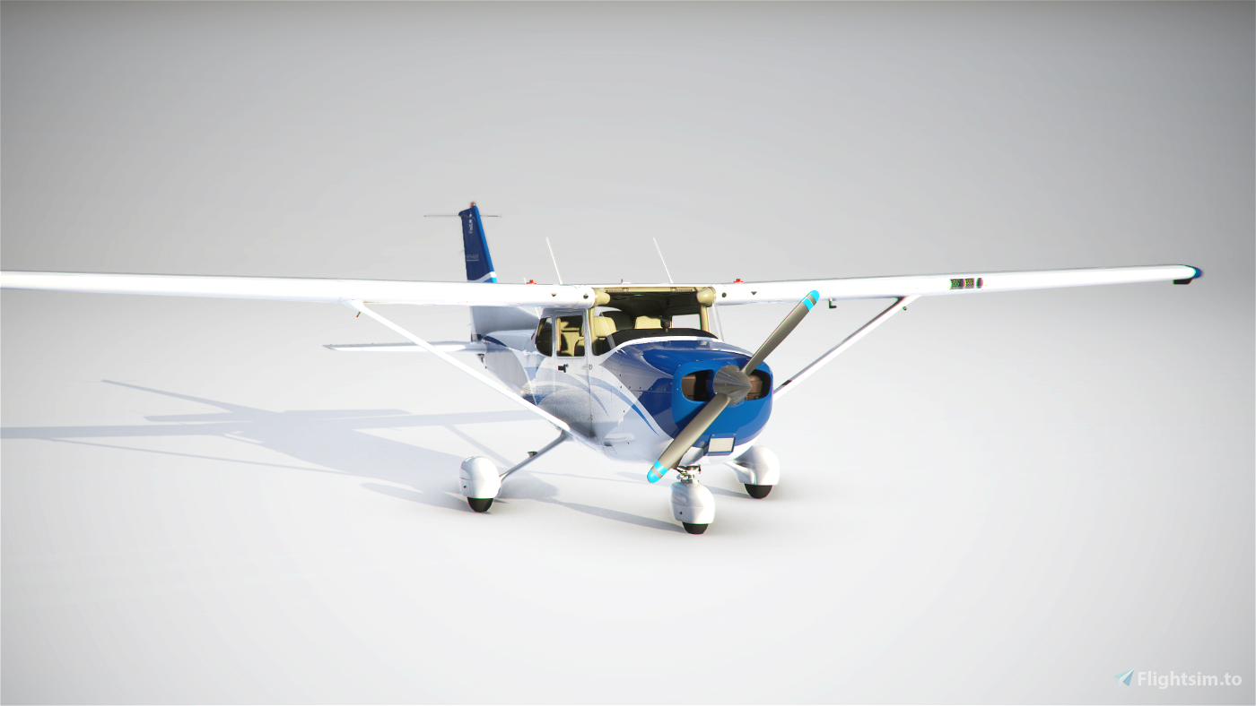 Cessna 172SP Classic - Livery Pack