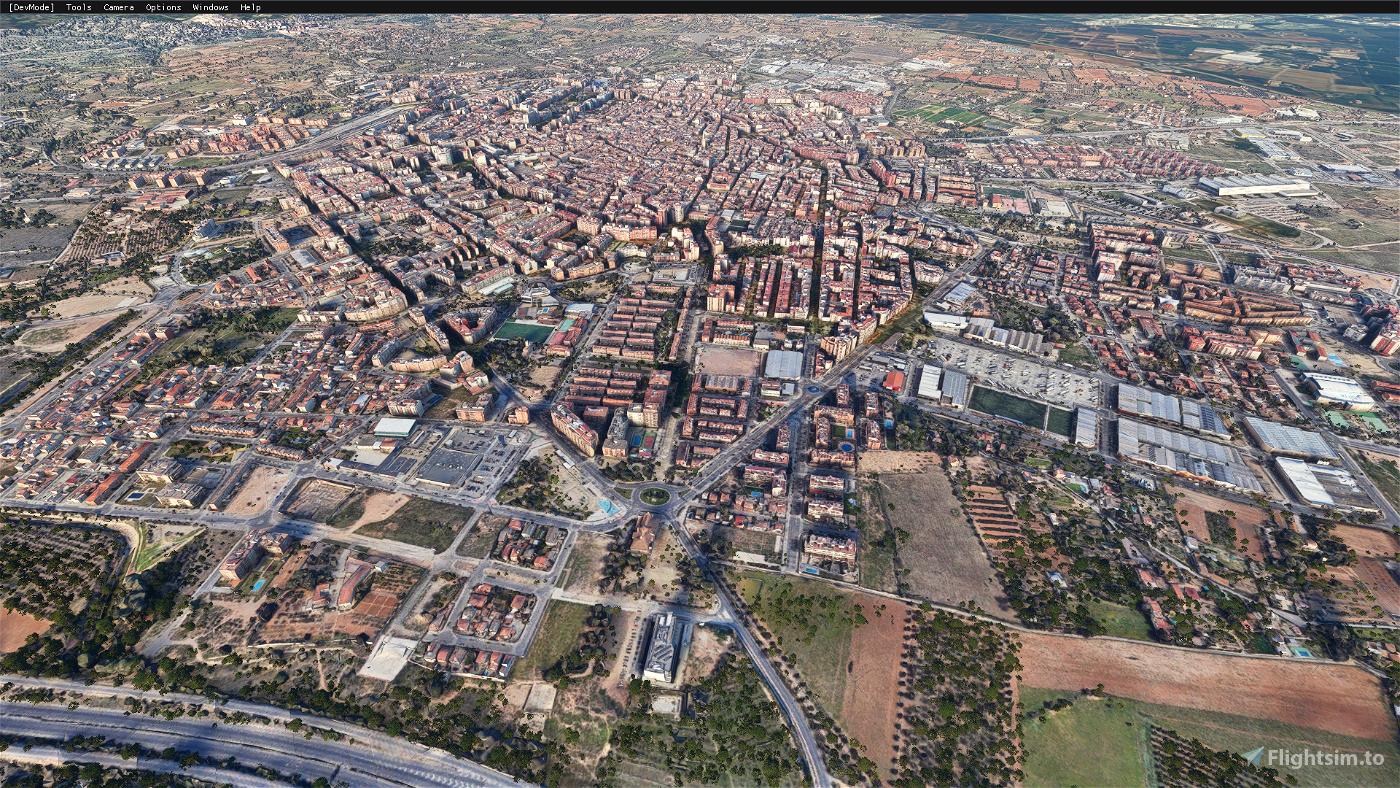 Reus city ,Spain