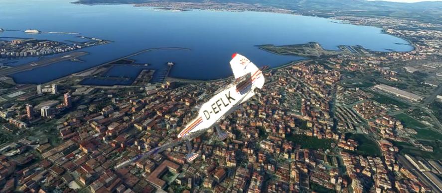 Robin Cap10 X spin and snap roll mod Flight Simulator 2020