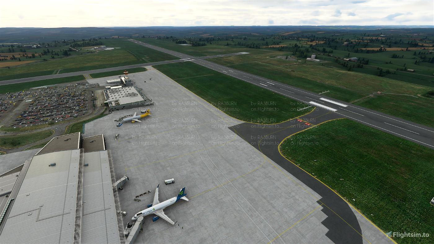 EICK Cork International Airport