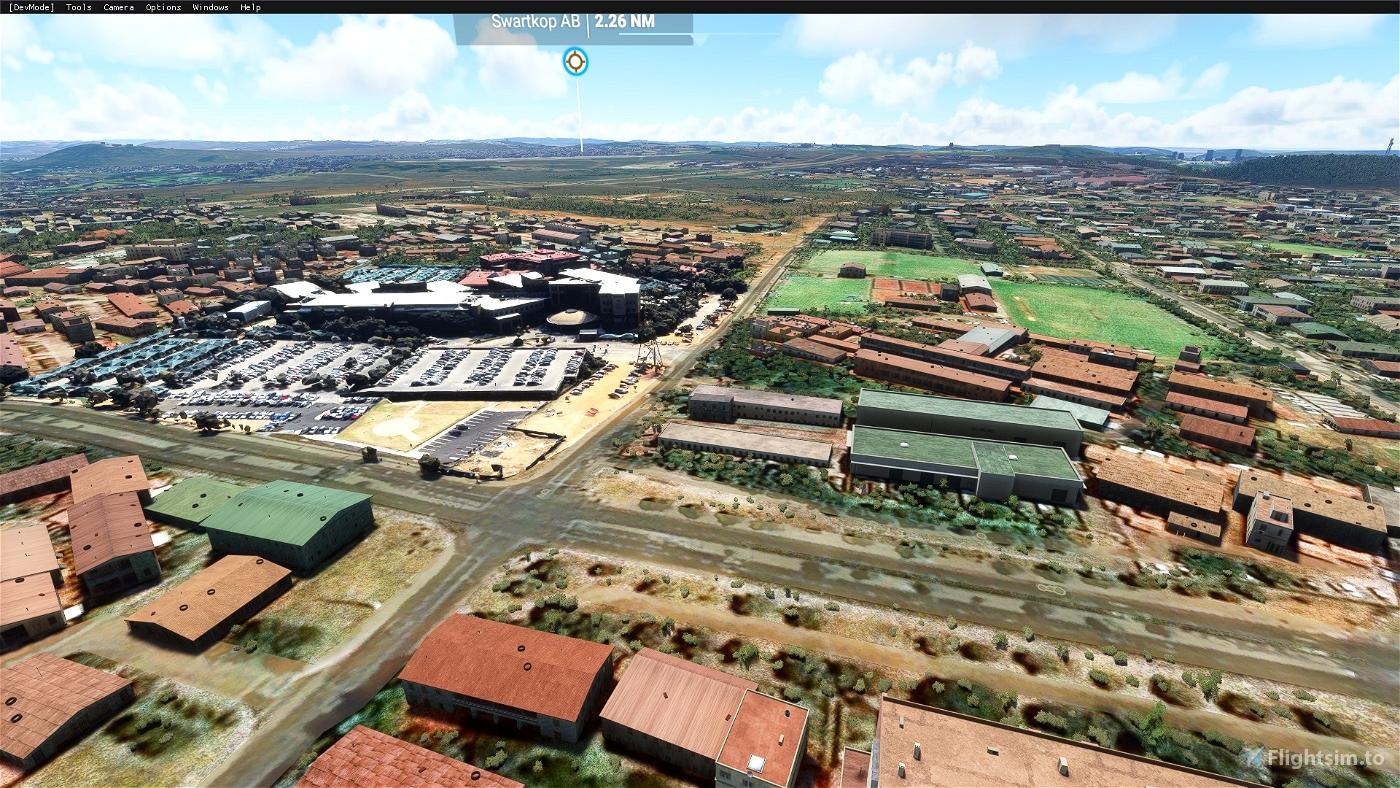 Pretoria(Unitas Hospital)