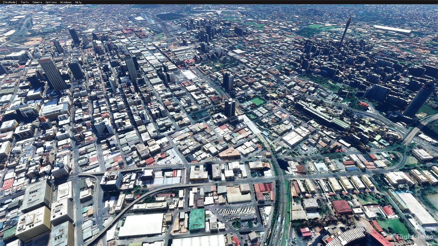 Johannesburg CBD Pack 2