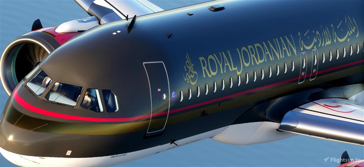 Royal Jordanian [patch 5]