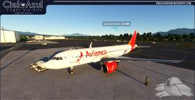 Avianca | N776AV | Asobo Airbus A320neo (8K) Image Flight Simulator 2020