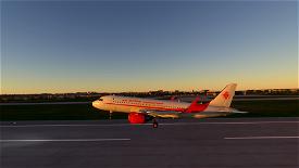 A320 Livery Air Algérie Image Flight Simulator 2020