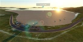 EGPR - Barra Airport - Outer Hebrides UK Image Flight Simulator 2020