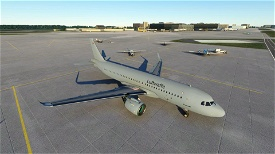 A320 German Airforce Livery Image Flight Simulator 2020