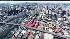 Johannesburg CBD Pack 2 Microsoft Flight Simulator