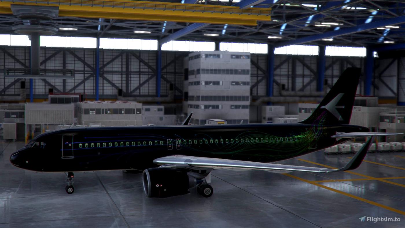 A320 Embraer Fiction