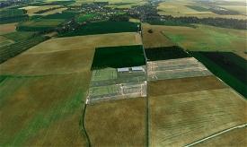 EBAV Avernas-le-Bauduin, Belgium Microsoft Flight Simulator