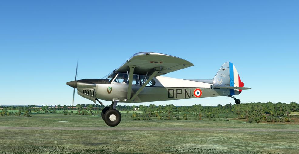 MF_XCub_Alat Flight Simulator 2020