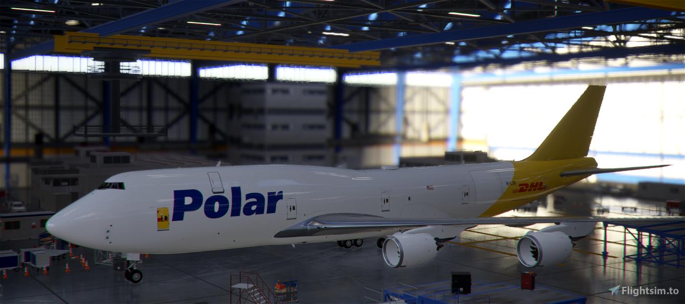 B747-8F Polar Air Cargo [8K]