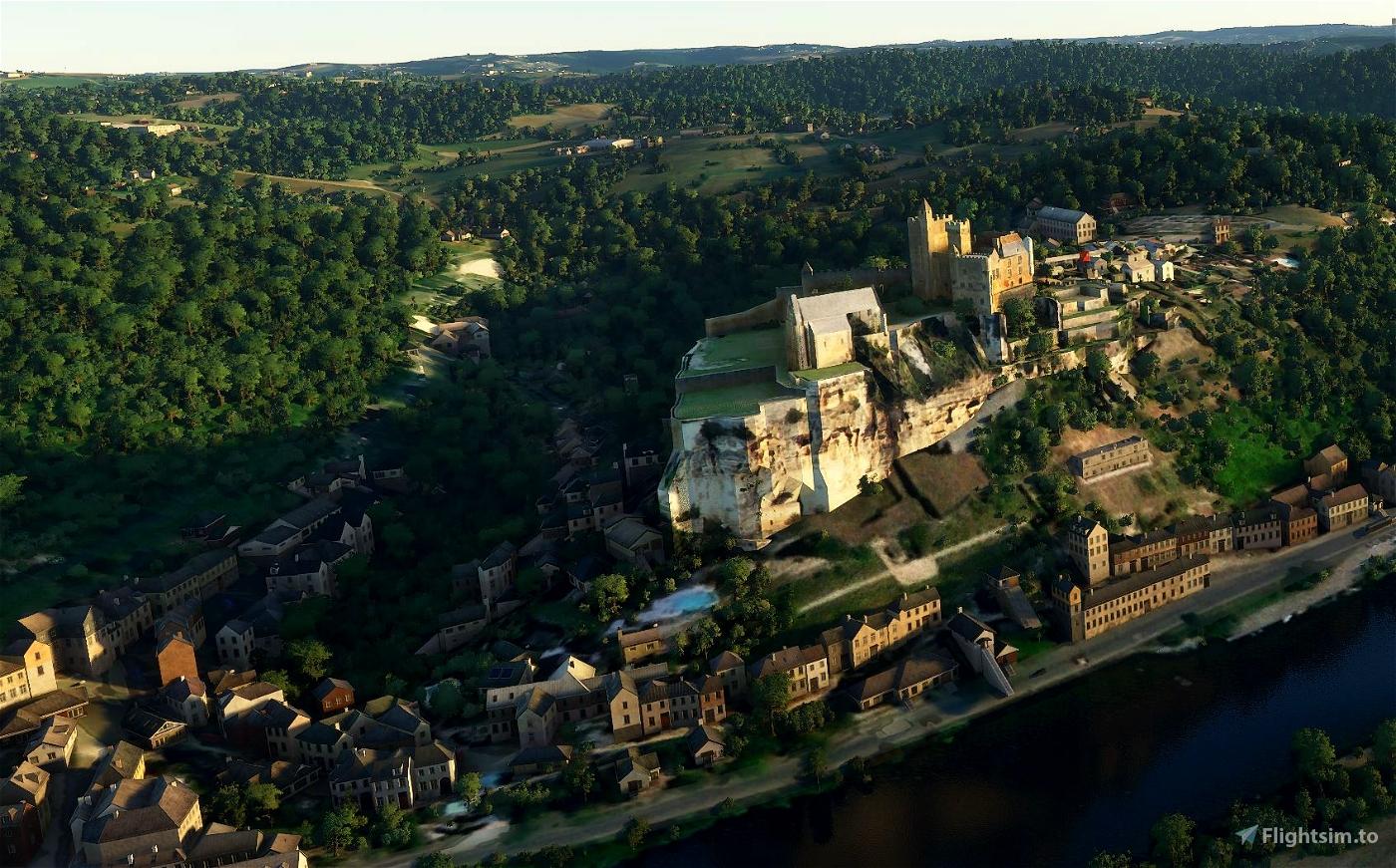55 Castles in French Dordogne