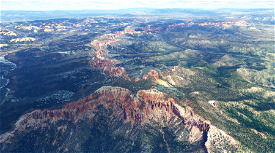 Bryce Canyon National Park, Utah - v2 Microsoft Flight Simulator