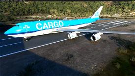 KLM Cargo (4K Livery) Image Flight Simulator 2020