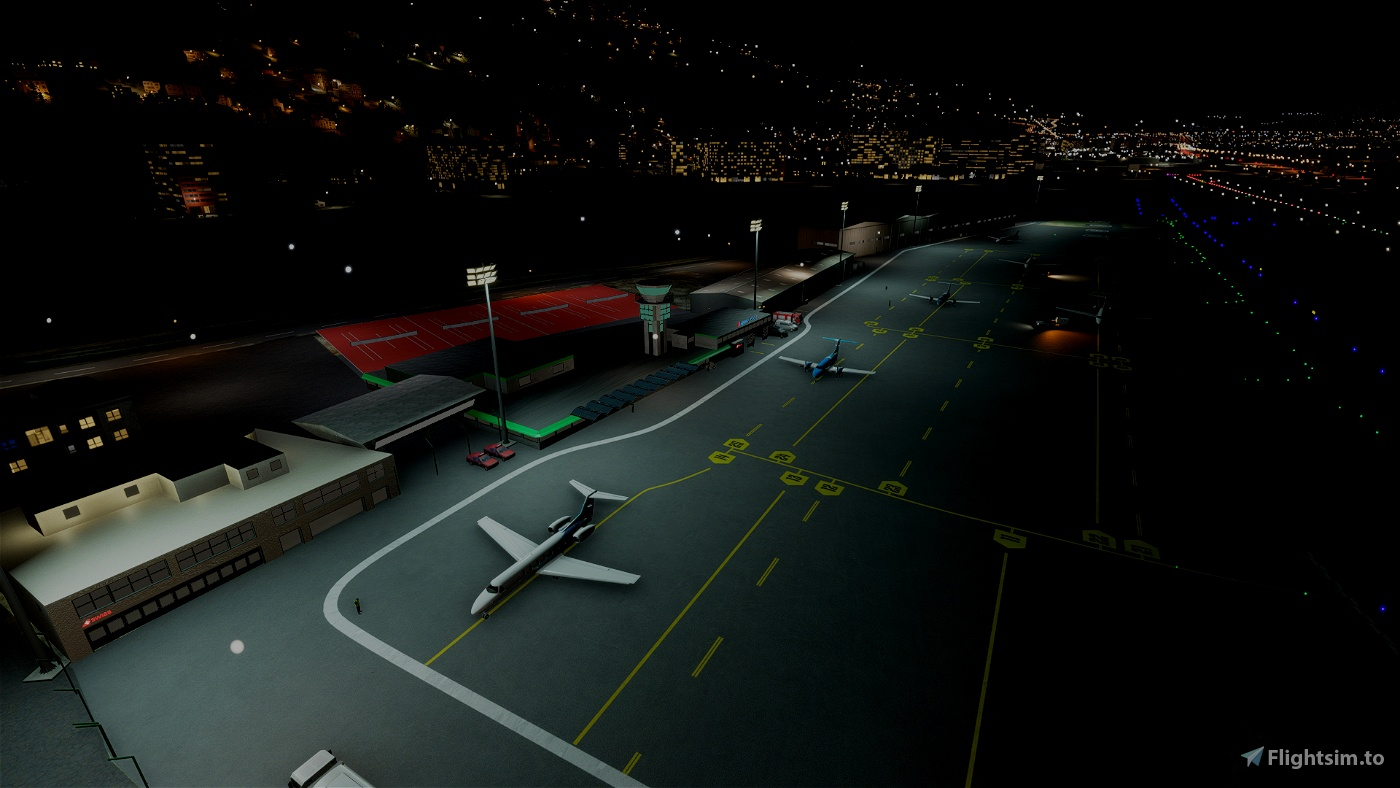 Lugano-Agno (LSZA) Airport - Switzerland - (tchax95)