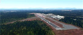 KBLI Bellingham, WA Microsoft Flight Simulator
