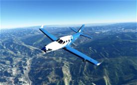 TBM 930 Neofly  Image Flight Simulator 2020