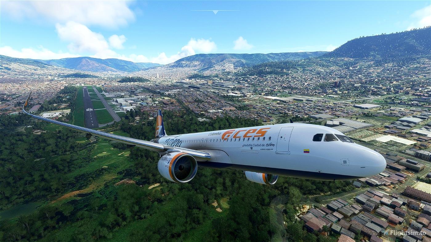 ACES Flight Simulator 2020