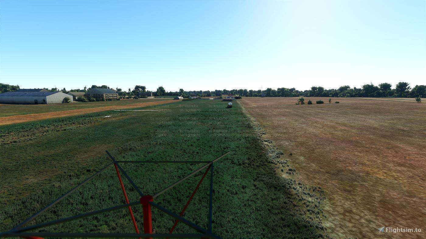 EBHN Hoevenen Airfield