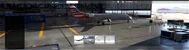 American Eagle CRJ-700 Image Flight Simulator 2020