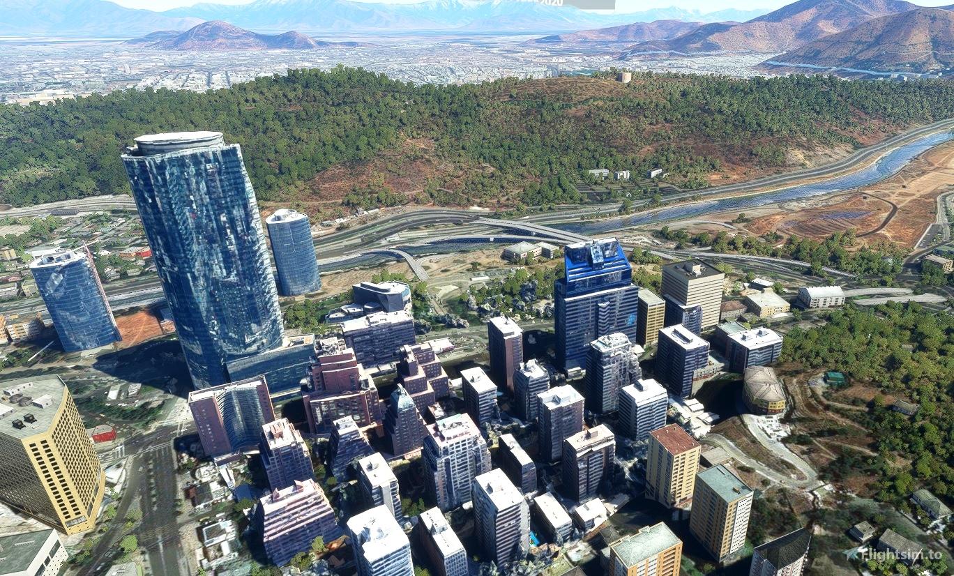 Torre Titanium, Santiago - Chile